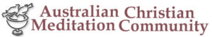 Australian Christian Meditation Community logo