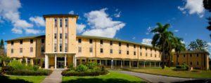 UQ - Women's College - UQ - Women's College, Brisbane on April 07, 2016.