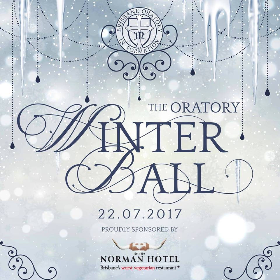 the oratory winter ball catholic collective